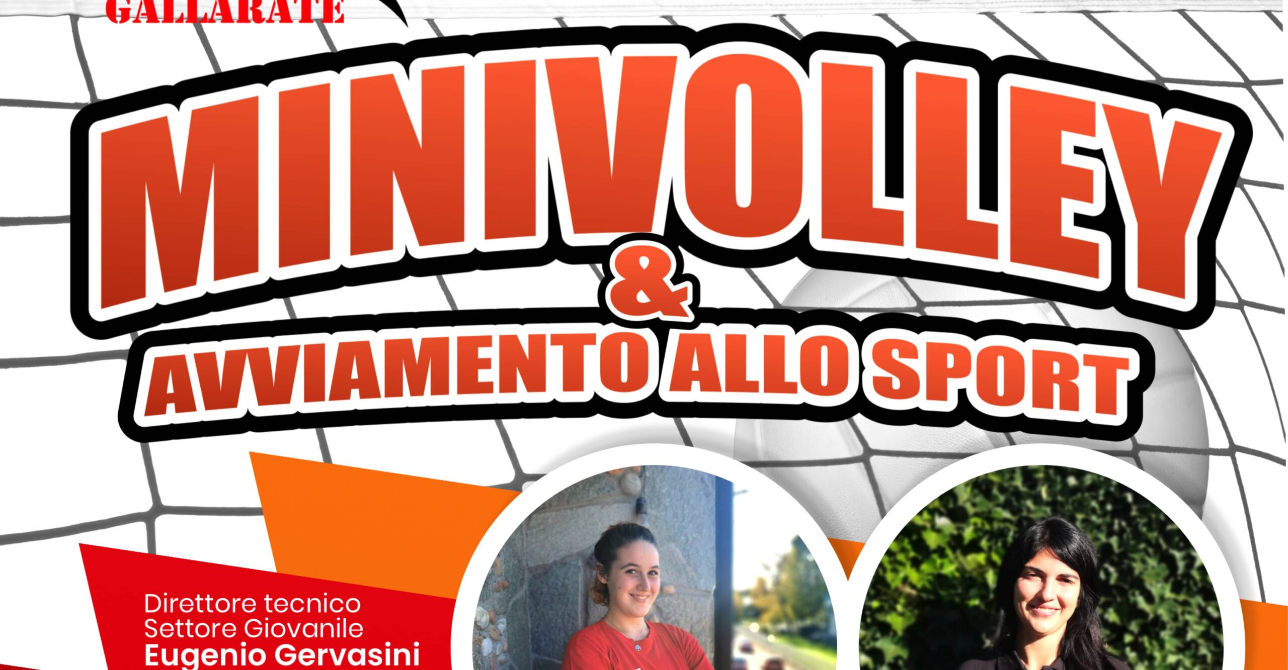 MINIVOLLEY & AVVIAMENTO ALLO SPORT