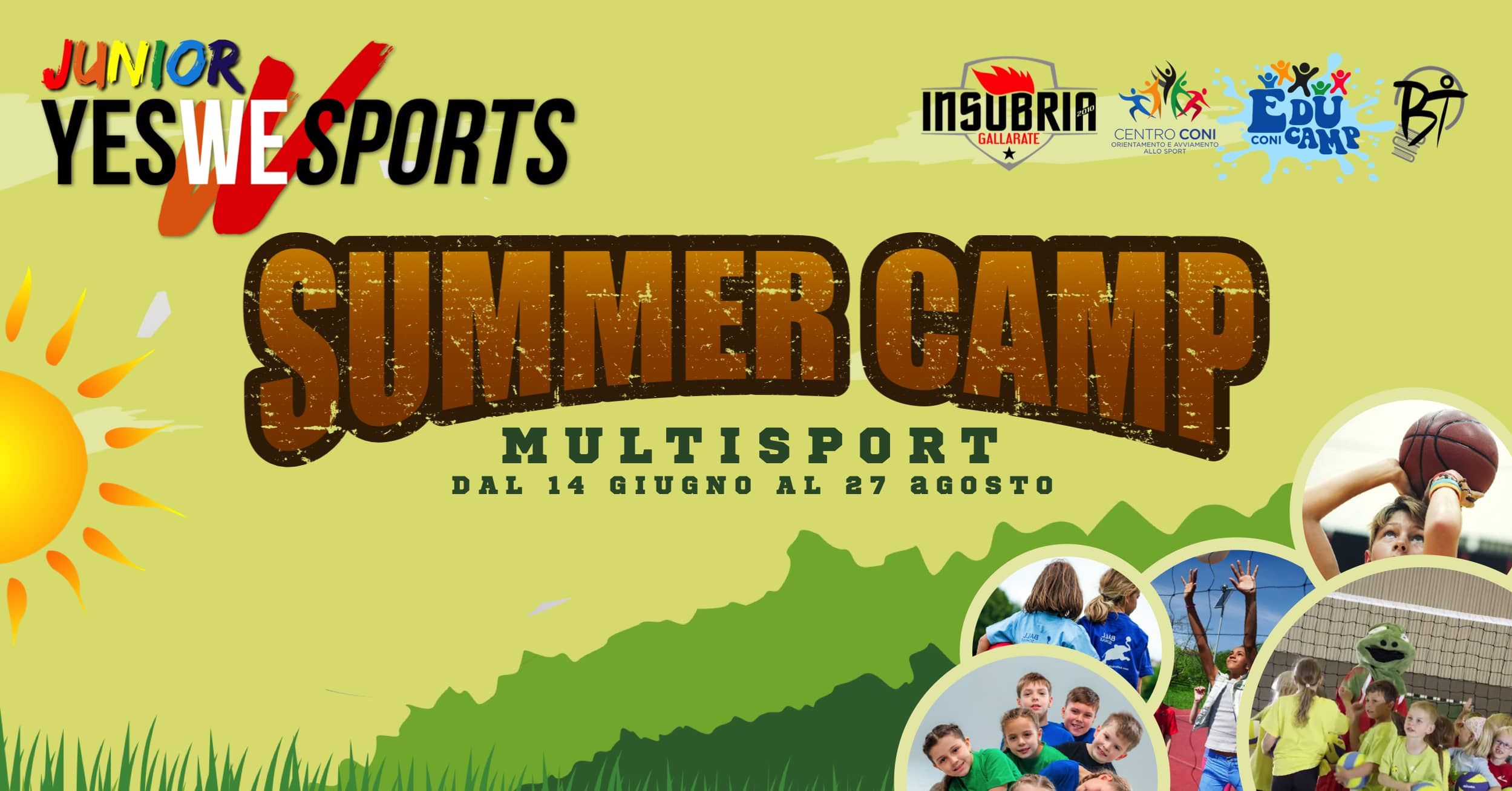 SUMMER CAMP MULTISPORT